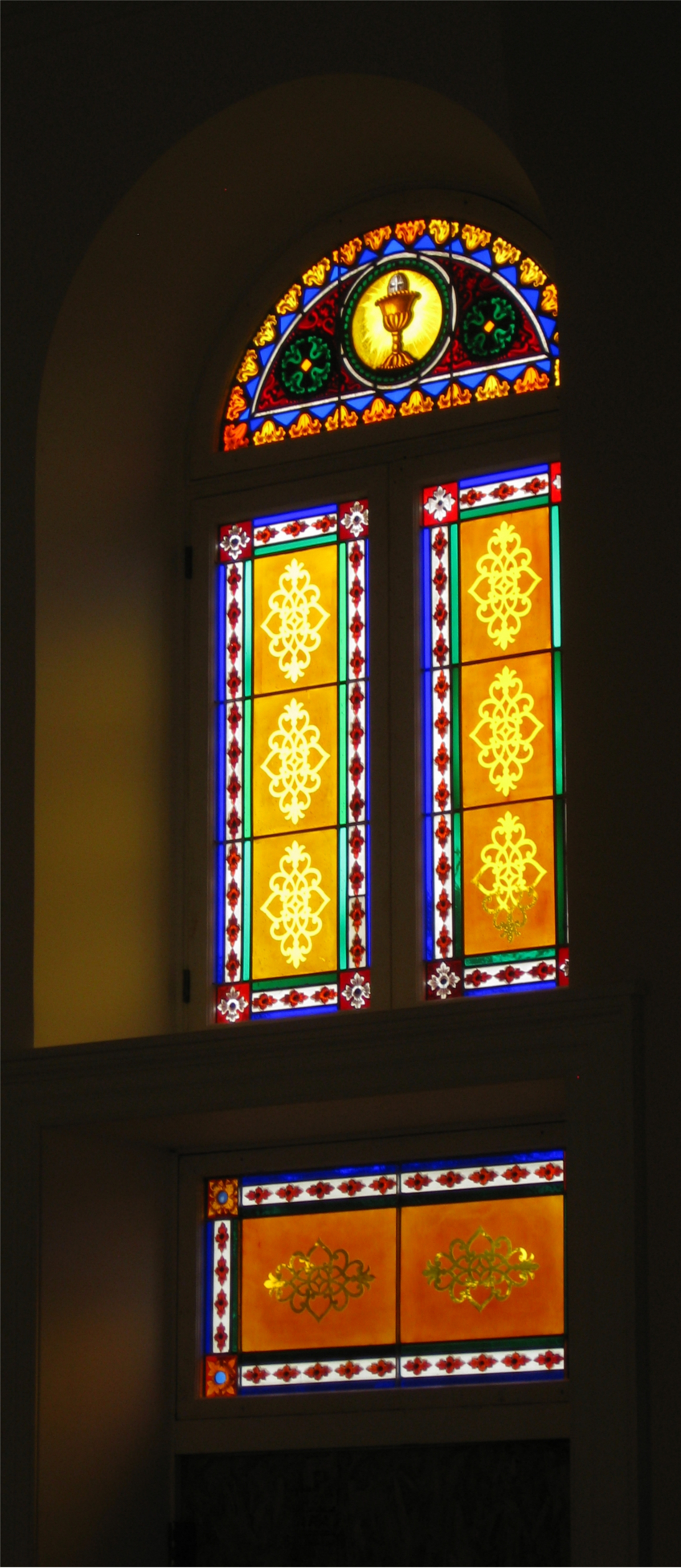 Stained Glass Repair Chapel Washington DC