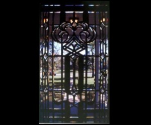 Beveled Glass Entryway 01