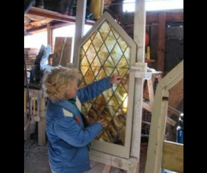 Stained Glass Weather Proofing