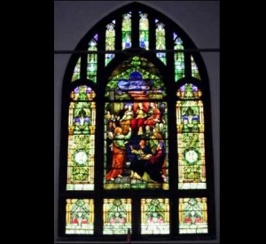 Complete Stained Glass Restoration Salem Virginia 01