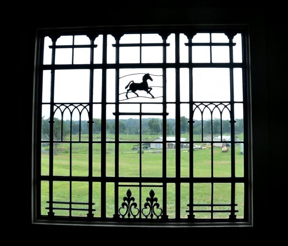 Wayne cain art glass windows fork union virginia for Art glass windows