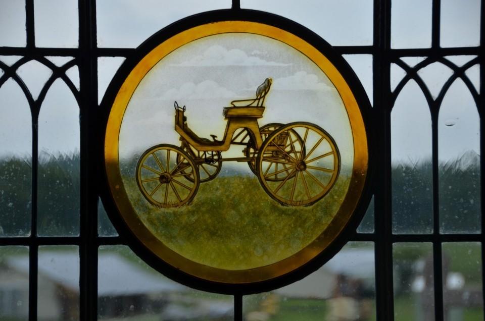 Contemporary Stained Glass Barn Windows - Richmond Virginia - Cain Art Glass (5)