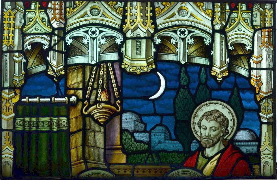 Stained Glass Painting Restoration Washington ©Cain Art Glass 2016, All Rights Reserved