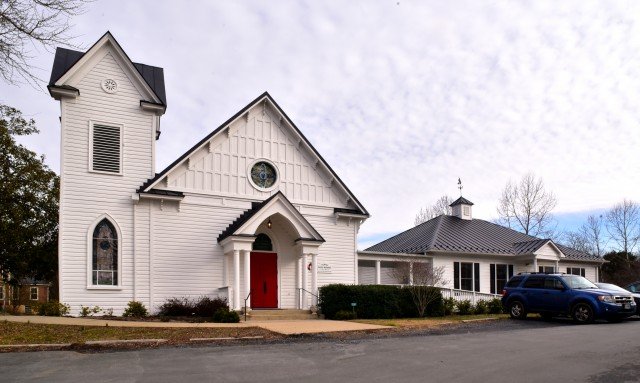 United Methodist Church Protective Coverings