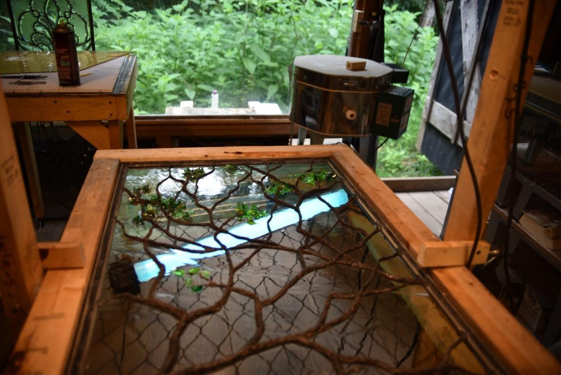 CainArtGlass_3795 (Medium) flameworking glass leaves solder sculpturing uv glue bohle dogwood
