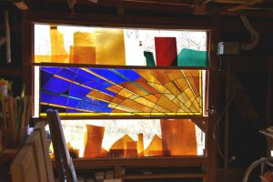Cain Inc. Stained Glass Art Glass Color Selection