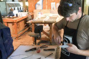 CainInc-77 Daniel White Cutting Glass