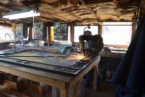 Welding Art Glass Wayne Cain Daniel White