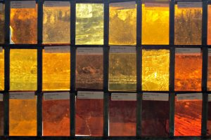 Cain Inc Color Selection Stained Glass Art Glass