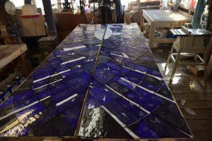 Cain Inc. Stained Glass Art Glass Assembling Windows Religous Churches Cut Glass