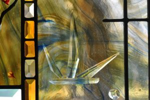 Cain Inc. Wayne Cain Contemporary Art Glass Stained Glass Leaded Glass Beveled Glass
