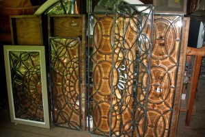 Cain Inc. Wayne Cain Stained Glass Beveled Glass Leaded Glass Restoration