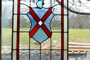 Cain Inc. Wayne Cain Stained Glass Restoration