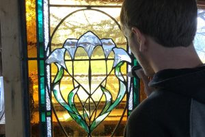 Contemporary Art Glass Will White Wayne Cain