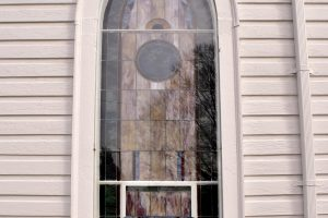 United Methodist Church Protective Covering